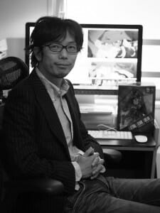 Under the Dog Storywriter Jiro Ishii