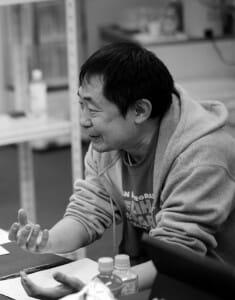 Under the Dog Director Masahiro Ando