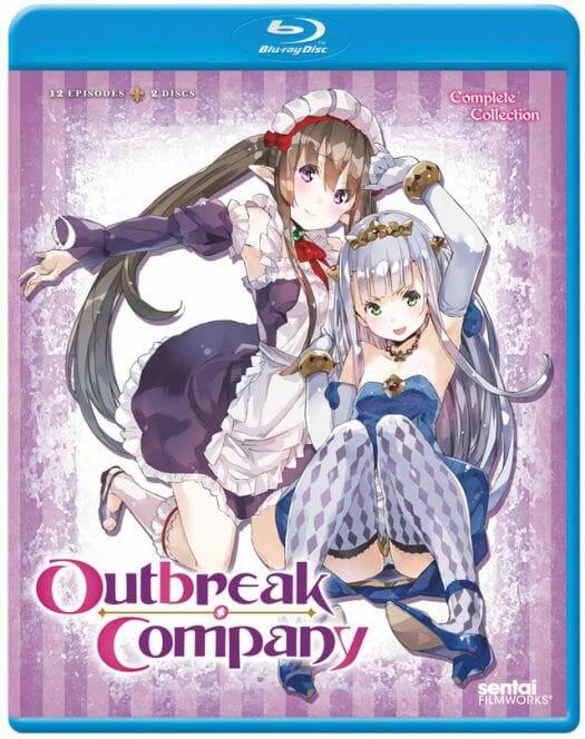 Outbreak Company Boxart - 20150205