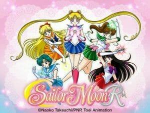 Sailor Moon R Key Art 001 - 20150214