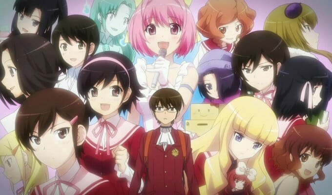 Sentai Filmworks Reveals The World God Only Knows: Goddesses Dub Cast