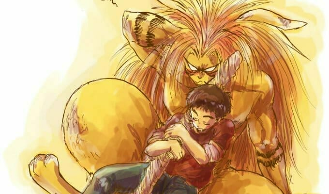 Ushio & Tora TV Series In The Works