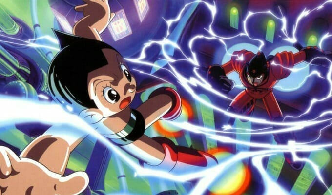 Astro Boy (2003) Hits Hulu In February 2016