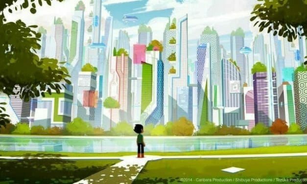 Astro Boy Reboot Gets First Teaser Video