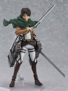 Attack On Titan Eren Figma - 20150315