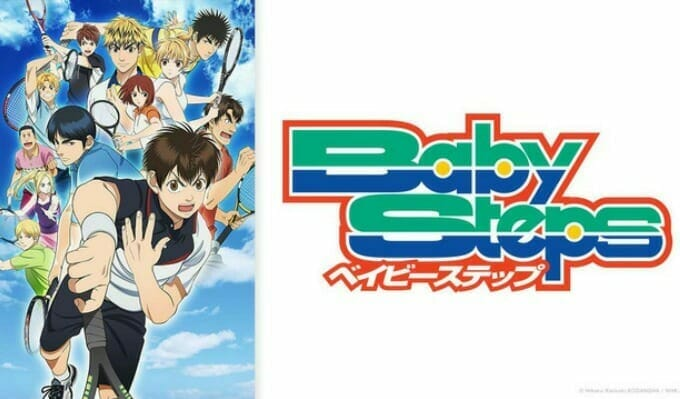 Crunchyroll Acquires Baby Steps 2 Anime Series