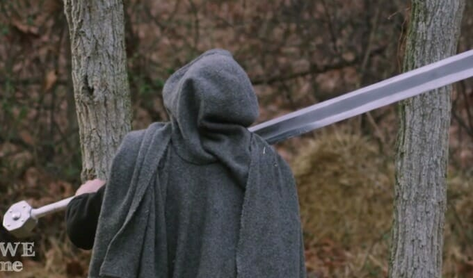 Man At Arms Forges Guts's Sword From Berserk