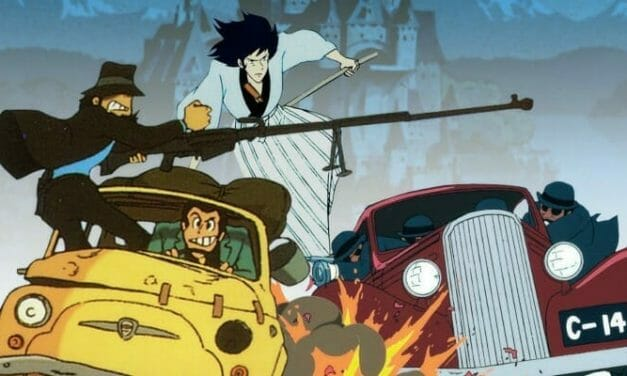 Discotek Delays Castle of Cagliostro Blu-Ray