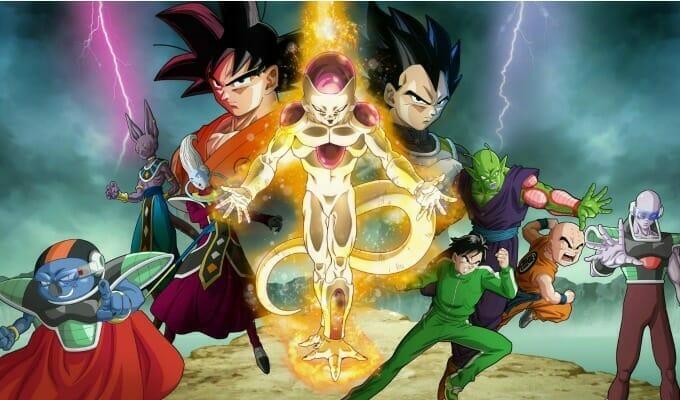 Dragon Ball Z: Resurrection 'F' Dominates Japanese Box Office