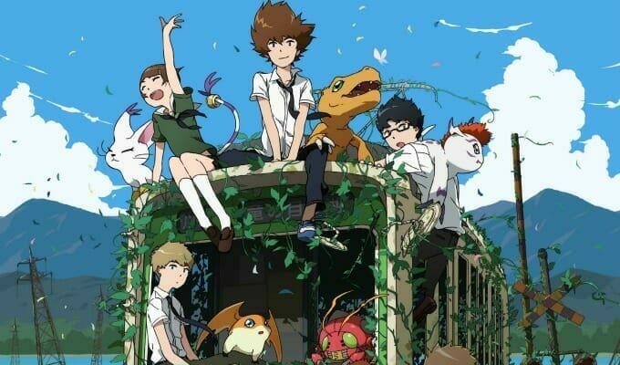 Digimon Adventure tri. Part 4 Hits Japanese Theaters On 2/25/2017