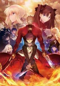 Fate/stay night: Unlimited Blade Works Season 2 Key Visual