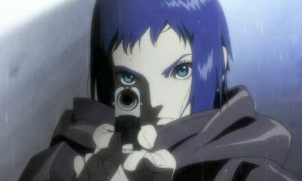 Bandai Streams New Ghost in the Shell AAA TV Spot