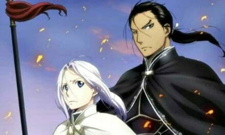 Hilmes Visual For Heroic Legend of Arslan: Dust Storm Dance Hits The Web