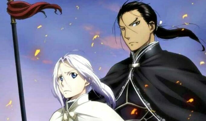 Alfreed, Jaswant Visuals For Heroic Legend of Arslan: Dust Storm Dance Hit The Web