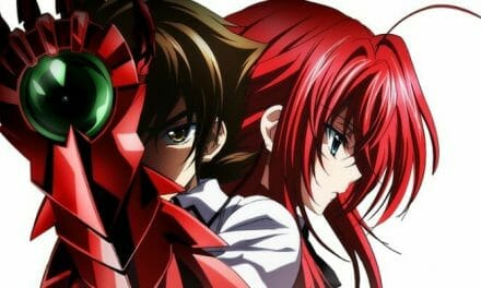 Fourth High School DxD Anime Series In The Works