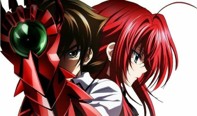 FUNimation Adds High School DxD BorN, Plans Simulcast