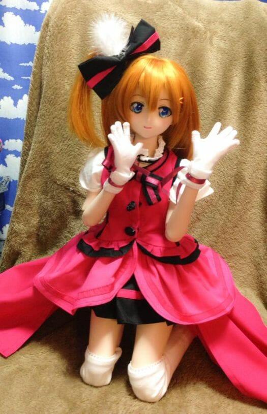 Honoka Doll Cosplay 001 - 20150313