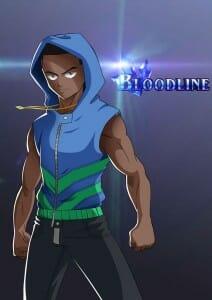 KickColle Bloodline 009 - 20150316