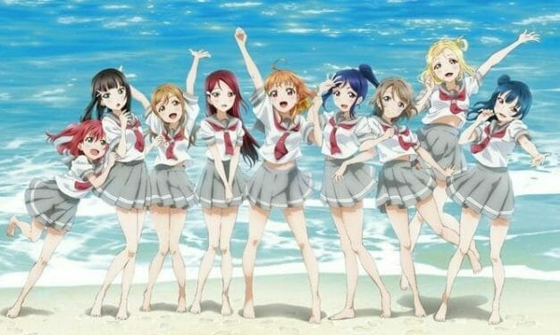 AniWeekly 5/3/2015: The Presidential μ's