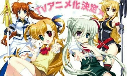 Magical Girl Lyrical Nanoha Vivid Gets Promo Video & A New Commercial
