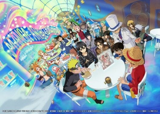 Manga Anime Guardians Key Visual 001 - 20150317