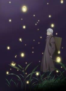 Mushi-shi Movie Key Visual 001 - 20150319