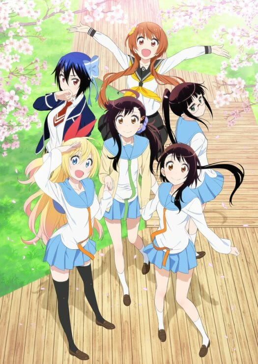 Nisekoi Season 2 Key Visual 001 - 20150317
