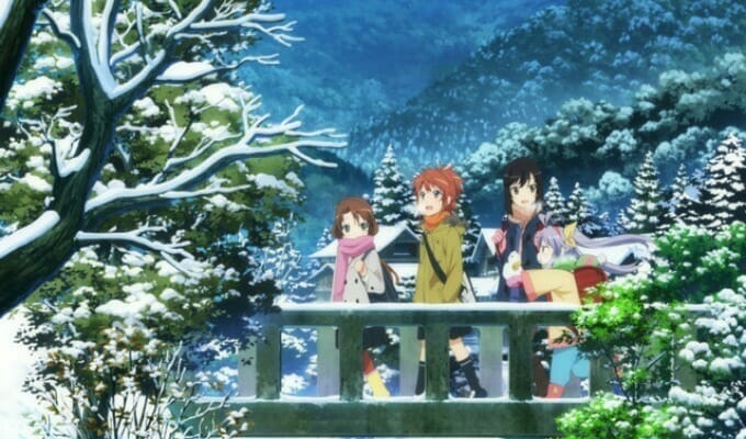 Second Non Non Biyori Repeat Key Visual Surfaces