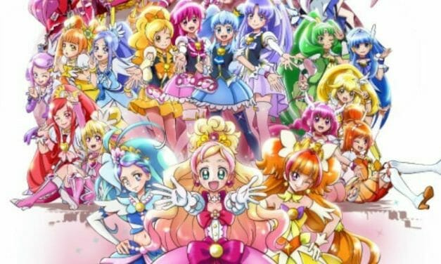 Chiquita and Precure Want To Put A Banana In You