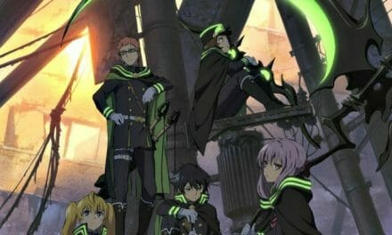 Seraph of the End Gets Second Subtitled Promo Video