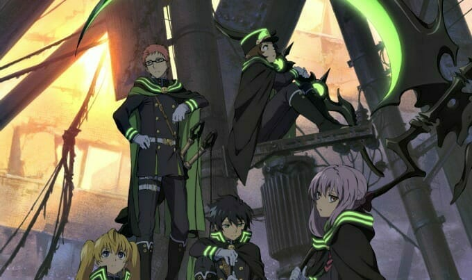 FUNimation & Hulu To Stream Seraph of the End