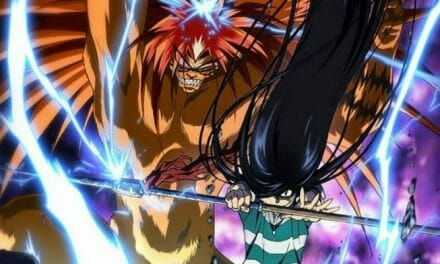 Ushio & Tora Premieres On 7/3/2015, Kinniku Shōjo Tai To Perform Opening