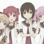 YuruYuri Gets 4-Episode Short Form Anime