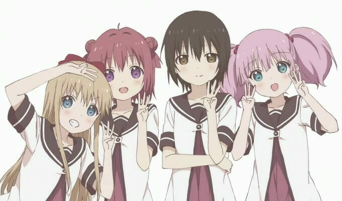 YuruYuri Season 3 Gets Announcement PV