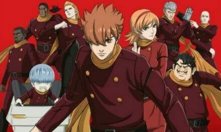 FUNimation Announces 009 Re:Cyborg Dub Cast, Release Plans