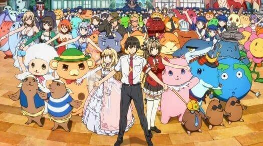 Sentai Filmworks Acquires Amagi Brilliant Park