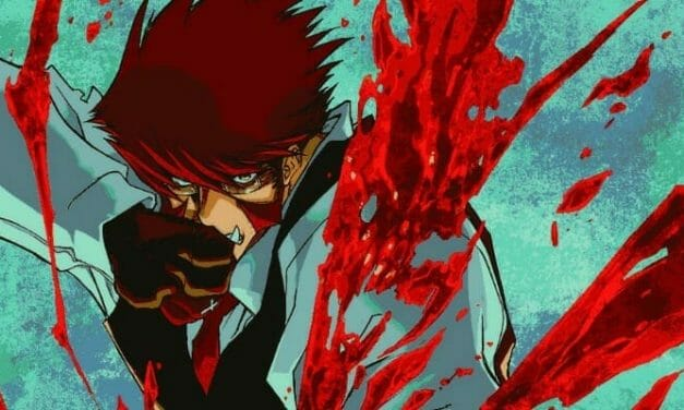 FUNimation Licenses Blood Blockade Battlefront