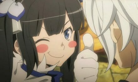 Impressions: Is It Wrong to Try to Pick Up Girls in a Dungeon?