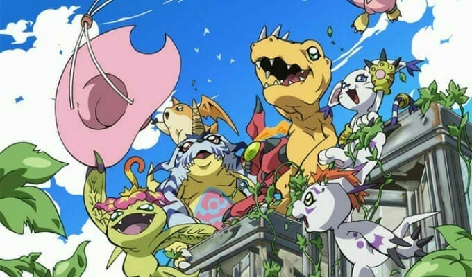 Shout! Factory Acquires Home Video Rights For First 3 Digimon Adventure tri. Movies