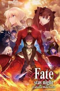 Fate Stay Night UBW Season 2 Key Visual 001 - 20150401