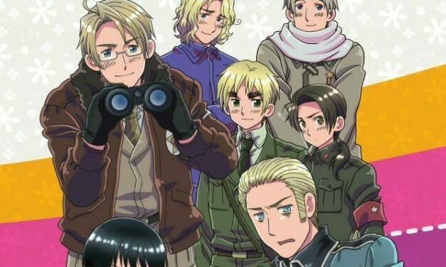 Hetalia The World Twinkle PV Previews Opening Theme