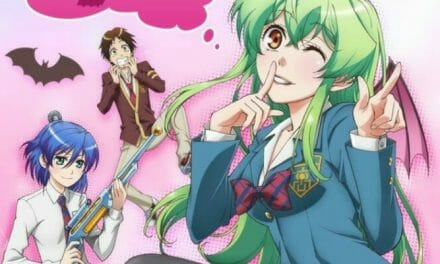 TMS Shows Off Character Designs For Vampire Comedy Jitsu wa Watashi wa