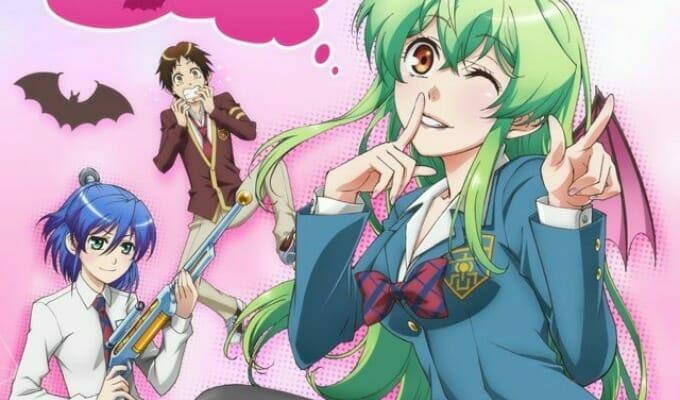 TMS Shows Off Character Designs For Vampire Comedy Jitsu wa Watashi wa
