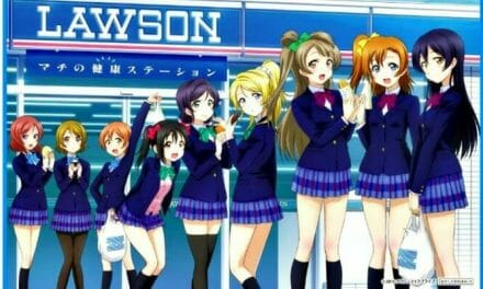Lawson Hosts Love Live! Movie Promotional Campaign
