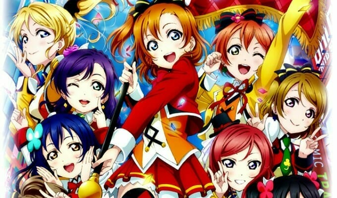 Actress For Love Live's Honoka Streams Video Greeting To International Fans