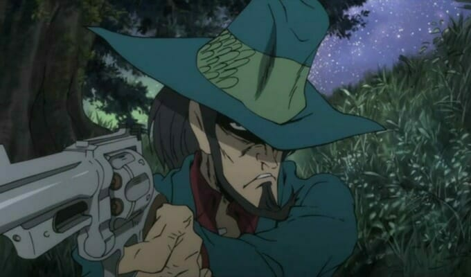 Hulu Streams Lupin the Third: Daisuke Jigen's Gravestone