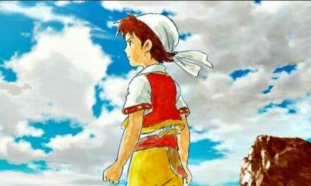 Nippon Animation's Third Sinbad Film Gets New Trailer & Visual