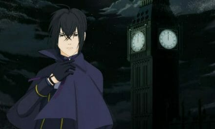 Viewster Simulcasts Vampire Holmes Anime