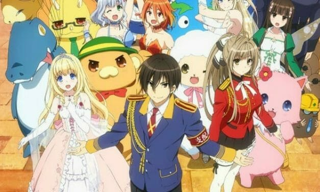 Anime Expo 2018: J-Novel Club Adds Amagi Brilliant Park 7 Other Light Novels
