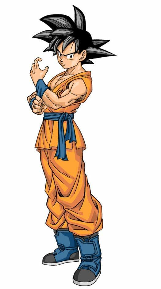 Dragon Ball Super Goku 001 - 20150524